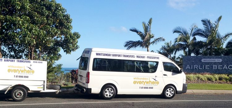 Whitsunday Airport Transfers
