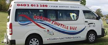 Border Shuttle Bus
